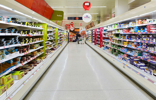 Retail Sector Cleaning Services